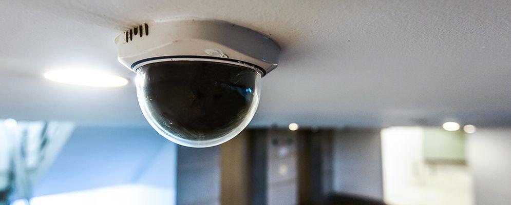 入退室・カメラ監視システム