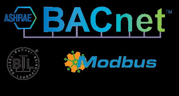BACnet/MSTP及びModbus/RTU対応センサー